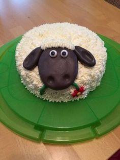 Picture result for birthday cake 2 years boy # birthday cake children pictures – ab - KUCHEN Homemade Chocolate, Chocolate Flavors, Chocolate Desserts, Cupcakes, Cupcake Cakes, Sheep Cake, Farm Cake, Animal Cakes, Diy Cake
