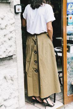 Street Style MFW SS2017 | @vestirelalma