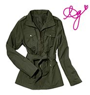 mark In The Trenches Jacket in different sizes, $32.99, youravon.com.maureenfox