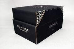 Packaging of the World: Creative Package Design Archive and Gallery: Moniker Cycle Horns