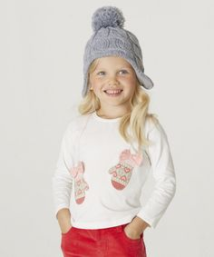Mittens T-Shirt - tops & t-shirts - Mothercare