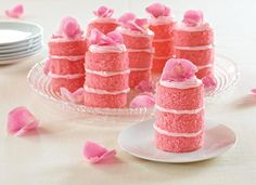 Mini Cakes, Pampered Chef recipe