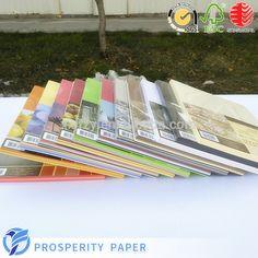 HOT SALE FSC Certificated Customized American standard A4 Size color paper