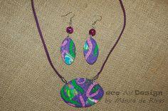 purpurina y fluo