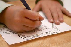 Kapan Anak Mulai Belajar Menulis