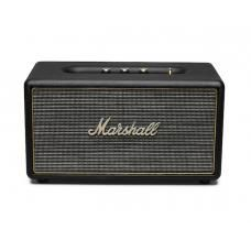 Marshall Stanmore Bluetooth Stereo Speaker Black The Stanmore is a compact active stereo speaker that yields clean and precise sound even at high levels. Marshall Acton, Marshall Stanmore, Stereo Speakers, Wireless Speakers, Bluetooth, Lifestyle Store, Speaker System, Record Player