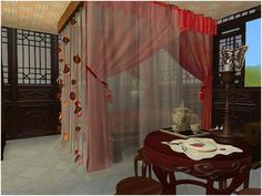 Chinese Interior, Anime Places, Episode Backgrounds, Chinese Landscape, Landscape Background, Chinese Art, Beautiful Homes, Concept Art, Scenery