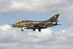 Poland's Sukhoi Su-22 Fighter
