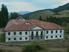 """Abadía de Lebanza. Monasterio levantado en 1185. """"Más en Curiosón"""""""