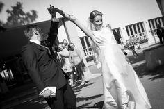 S & J // Vihkikuvaus ja hääpotretit One Shoulder Wedding Dress, Wedding Photography, Weddings, Concert, Wedding Dresses, Fashion, Bride Dresses, Moda, Bridal Gowns