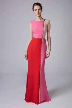 6f333da734c5 Z4F — Reem Acra Resort 2018 Collection Womens Clothing Stores