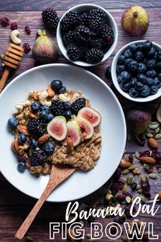 The perfect breakfast, snack or dessert! This Banana Oat Fig Bowl can be eating any time of day! This is a member only recipe. Click to learn how to become a member and gain access to this recipe and so many more healthy recipes! Healthy Breakfast Meal Prep, Breakfast Recipes, Healthy Eating, Chicken Bacon Casserole, Banana Oats, Perfect Breakfast, Fig, Meal Planning, Yummy Food