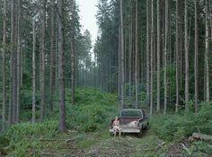 Gregory Crewdson - Pickup Truck, 2014