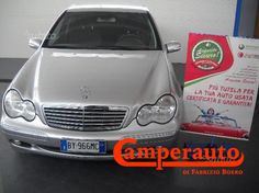 MERCEDES C 200 CDI Elegance COMPRESO PASSAGGIO6.500 €