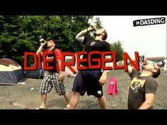 Flunkyball, Spiel für Champions! | DASDING bei Rock am Ring 2012 #rar #rockamring