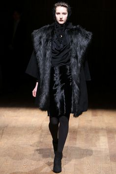 Josie Natori | Fall 2014 Ready-to-Wear Collection | Style.com