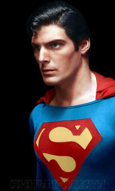 Superman portrayed by Christopher Reeve (1978)