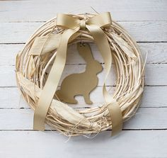 Designed by Botanika Studio, Easter nest wreath is a prefect spring home decor door wreaths made with natural wood decorations eggs. Door Wreaths, Grapevine Wreath, Spring Home Decor, Hello Spring, Easter Wreaths, How To Make Wreaths, Grape Vines, Natural Wood, Nest