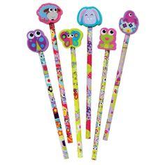 Hoppy Spring Pencil with Giant Eraser