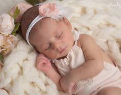Birken Nest Baby Fotografie natur Newborn von MamamiaTraeumereien