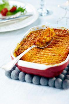 Porkkanalaatikko ohrasta | K-ruoka #joulu