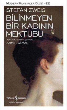 Stefan Zweig - Bilinmeyen Bir Kadının Mektubu #books