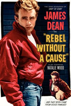 Rebel Without a Cause Movie Poster Premium Poster