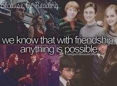 Because of Reading... @dreamandbecome anything is possible this year