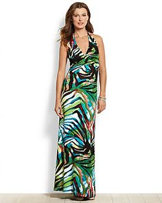 Tommy Bahama - Batik Waves Maxi Dress