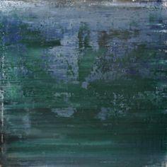 """Koen Lybaert; Oil 2013 Painting """"abstract N° 759"""""""