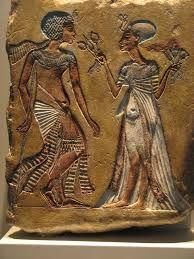 Nefertiti & Akhenaten