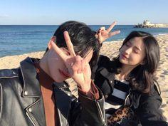 Korean Boy, Korean Couple, Cute Korean, Couple Goals, Cute Couples Goals, Best Friend Pictures, Cute Couple Pictures, Couple Photos, Korean Best Friends