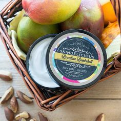POSH BRAZILIAN BOMBSHELL My Very Favorite!!  Tarzan will come running for this exotic fragrance of jungle fruits and sugar cane, combined with a nutty twist for a body butter that nourishes and hydrates. Brazil nut oil and cocoa butter moisturize skin while babassu oil soothes and protects. Rub into skin liberally for your daily binge of Brazilian beach body!