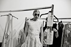 Photo Credit, Backstage, Fall, Fashion, Autumn, Moda, Fashion Styles, Fasion