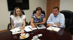 Sostienen reunión CEAV y la Secretaría de Desarrollo Social