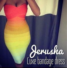 Beautiful summer club dress