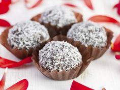 Receta de Trufas de Chocolate Estilo Chocolat