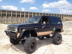 BroncoIIer's 1988 Ford Bronco II : Bronco II Corral