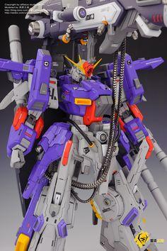 G-System 1/72 FA-ZZ Gundam FA-010 Full Armor: Modeled by Afflatus Studio. Full Photoreview No.22 Wallpaper Size Images, Info | GUNJAP