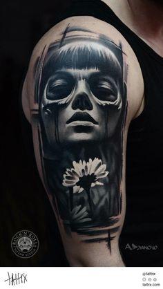 Tattoo by A.D. Pancho   tattrx
