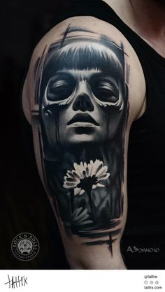 Tattoo by A.D. Pancho | tattrx
