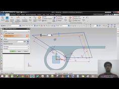 Sketcher-2 Using Unigraphics NX-9