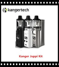 >> Click to Buy << 100% Original Kanger Juppi 75W TC Starter Kit Support Ni/Ti/SS316 Wires Powered by Single 18650 Cell #Affiliate