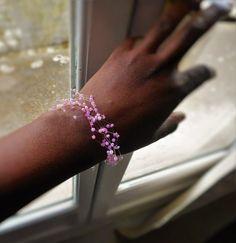 Bracelet Évanescence Rose