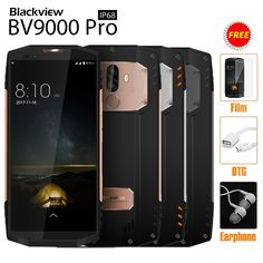 #Blackview BV9000 Pro now available for pre-order at $298.99