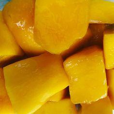 Love Mango! #auntienatnat #juicy #sweet #mango #5aday