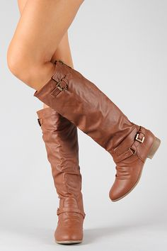 Riding boots. Only if i knew what designer made them, I would get these instead of the micheal kors ones. Plus these are waaaay cheaper.