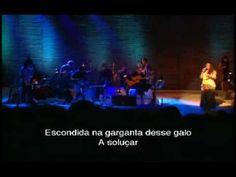 Maria Bethânia canta Luar do Sertão, maior sucesso de Catulo da Paixão Cearense