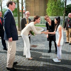 MYROYALS &HOLLYWOOD FASHİON - Prince Joachim receives the CARE Denmark Award 2013 for his work as patron for CARE Denmark for the past 25 years. He is accompanied by Princess Marie.