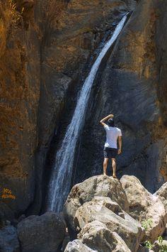 catarata Fuente de vida , # Canta - Obrajillo ( lima - Peru)